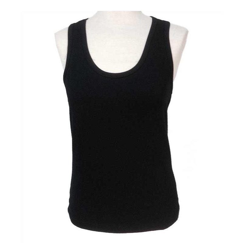Camiseta de tirantes básica para mujer