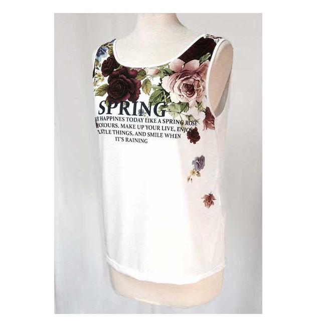 Camiseta spring