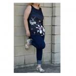 Camiseta desmangada Miró