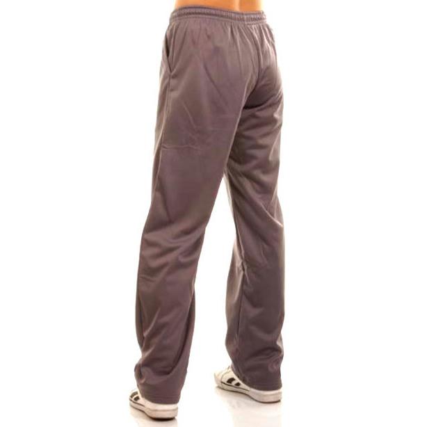 Vista trasera pantalón acetato